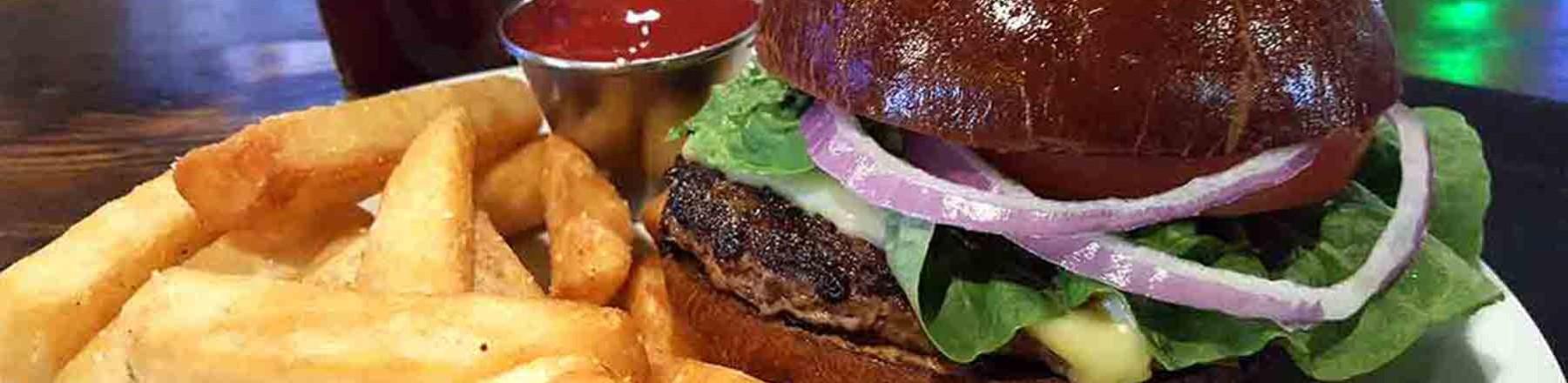 Best Burger Mt. Pleasant Charleston